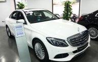 Bán Mercedes C250 2016 màu trắng chạy lướt giá 1 tỷ 400 tr tại Hà Nội