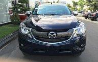Cần bán Mazda BT 50 4WD MT 2.2L 2018, màu đen, giá 680tr giá 680 triệu tại Tp.HCM