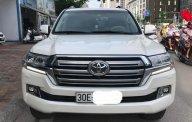 Bán ô tô Toyota Land Cruiser đời 2016, màu trắng, nhập khẩu nguyên chiếc, số tự động giá Giá thỏa thuận tại Hà Nội