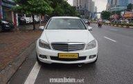 Bán ô tô Mercedes C250 đời 2010, màu trắng, xe nhập, giá chỉ 600 triệu giá 600 triệu tại Hà Nội