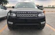 Bán ô tô LandRover Range Rover Sport SE 2017 màu đen, 0918842662 tặng bảo dưởng, bảo hành giá 4 tỷ 999 tr tại Tp.HCM