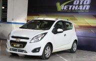 Bán xe Chevrolet Spark Van 1.0AT đời 2015, màu trắng, giá 280tr giá 280 triệu tại Hà Nội