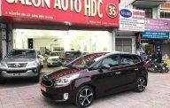 Cần bán lại xe Kia Rondo GAT đời 2016, màu đỏ số tự động giá 615 triệu tại Hà Nội