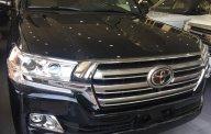 Cần bán Toyota Land Cruiser đời 2017, màu đen, nhập khẩu chính hãng giá 5 tỷ 615 tr tại Hà Nội