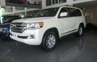 Cần bán Toyota Land Cruiser 5.7 VX năm 2017, màu trắng, xe nhập giá 5 tỷ 630 tr tại Hà Nội