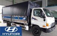 HD800 tải trọng 8 tấn, thùng dài 5,1 mét khuyến mại lớn giá 673 triệu tại Hà Nội