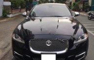 Bán xe Jaguar XJ series L 5.0 2011, màu đen, nhập khẩu nguyên chiếc giá 2 tỷ 390 tr tại Tp.HCM