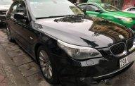 Chính chủ bán BMW 5 Series 530i đời 2008, màu đen, nhập khẩu giá 625 triệu tại Hà Nội