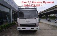 Bán xe FAW xe tải thùng đời 2017, 539tr giá 539 triệu tại Hà Nội