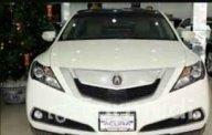 Chính chủ bán xe Acura ZDX đời 2009, màu trắng, nhập khẩu giá 1 tỷ 400 tr tại Tp.HCM