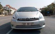 Cần bán gấp Toyota Wish đời 2009, màu bạc, nhập khẩu nguyên chiếc giá 440 triệu tại Hà Nội