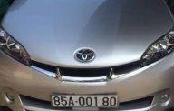 Bán ô tô Toyota Wish đời 2011, màu bạc, nhập khẩu chính chủ, 650 triệu giá 650 triệu tại Tp.HCM