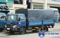 Đại lý xe tải Hyundai, xe tải Hyundai 3T5 thùng 5m, hỗ trợ trả góp giá 427 triệu tại Bình Dương
