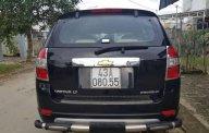 Chính chủ bán Chevrolet Captiva MT đời 2008, màu đen giá 295 triệu tại Đà Nẵng