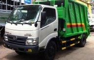 Bán xe ép rác Hino 9 khối, giá xe chở rác Hino giá 1 tỷ 680 tr tại Hà Nội