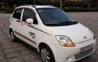 Cần bán lại xe Chevrolet Spark MT đời 2010, màu trắng giá 132 triệu tại Hà Nội