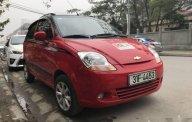 Bán xe Chevrolet Spark MT sản xuất 2010, màu đỏ còn mới giá cạnh tranh giá 175 triệu tại Hà Nội
