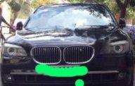 Cần bán xe BMW 7 Series 740Li đời 2010, màu đen, xe nhập chính chủ giá 1 tỷ 96 tr tại Tp.HCM