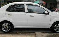 Cần bán xe Chevrolet Aveo 1.5LT đời 2016, màu trắng giá 360 triệu tại Tp.HCM