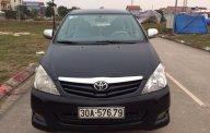 Bán xe Toyota Innova đời 2011, màu đen chính chủ giá cạnh tranh giá 480 triệu tại Hà Nội