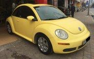 Bán Volkswagen Beetle đời 2007, màu vàng, nhập khẩu giá 450 triệu tại Hà Nội