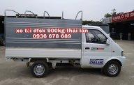 Xe tải DFSK 900kg thùng mui bạt, nhập Thái Lan, giá rẻ nhất toàn quốc giá 165 triệu tại Hà Nội