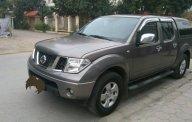 Bán xe Nissan Navara sản xuất 2011, 2 cầu, màu xám (ghi), nhập khẩu nguyên chiếc giá 365 triệu tại Hà Nội