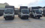 Bán xe tải Isuzu 2.2 tấn loại xe nâng tải 2T2 từ xe Isuzu 1T9 sản xuất 2017 - mới 100% giao xe ngay giá 400 triệu tại Tp.HCM