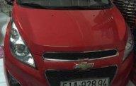 Bán Chevrolet Spark LTZ sản xuất 2014, màu đỏ giá 290 triệu tại Tp.HCM
