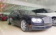Bán xe Bentley Continental Flying Spur sản xuất 2014 màu đen, xe nhập lướt chưa đăng ký giá 14 tỷ 650 tr tại Hà Nội