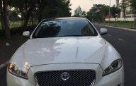 Bán Jaguar XJ series L 5.0 năm sản xuất 2011, màu trắng, xe nhập giá 2 tỷ 290 tr tại Tp.HCM