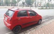 Cần bán gấp Chevrolet Spark MT năm sản xuất 2010, màu đỏ chính chủ giá 140 triệu tại Hà Nội