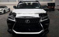 Bán xe Lexus LX Super Sports 570S, năm sản xuất 2018, màu đen, nhập khẩu giá 9 tỷ 700 tr tại Hà Nội