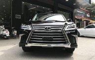 Bán xe Lexus LX 570 5.7 AT sản xuất 2016, màu đen, xe nhập Trung Đông mới 100% giá 7 tỷ 590 tr tại Hà Nội