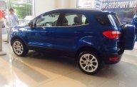 Bán ô tô Ford EcoSport năm 2018 màu xanh lam, 545 triệu giá 545 triệu tại Tp.HCM