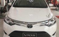 Bán ô tô Toyota Vios 1.5G TRD sản xuất 2018, màu trắng, 550tr giá 550 triệu tại Tp.HCM