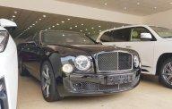 Bán Bentley Mulsanne Speed sản xuất năm 2015, xe nhập lướt chưa đăng ký giá 23 tỷ 800 tr tại Hà Nội