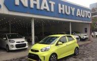 Bán Kia Morning Si năm sản xuất 2016, màu xanh cốm, giá cạnh tranh, thủ tục nhanh gọn giá 380 triệu tại Hà Nội