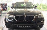 Cần bán xe BMW X3 xDrive20i đời 2017, màu đen, xe nhập giá 1 tỷ 999 tr tại Tp.HCM