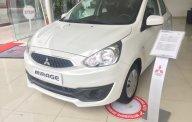 Bán xe Mitsubishi Mirage tại Đà Nẵng, màu trắng, xe nhập giá cạnh tranh, số sàn giá 345 triệu tại Đà Nẵng