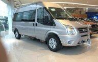 Cần bán xe Ford Transit Medium năm sản xuất 2018, màu bạc, giá cạnh tranh giá 800 triệu tại Hà Nội