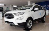 Bán xe Ford EcoSport 2018 1.5l AT Titanium màu trắng. LH: 0915445535 Ford Vinh, Ford Nghệ An, Ford Hà Tĩnh giá 648 triệu tại Nghệ An