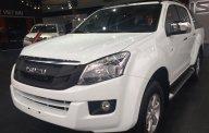 Cần bán xe Isuzu Dmax 2.5L 4X2 MT 2017, màu trắng, nhập khẩu nguyên chiếc, giá tốt giá 620 triệu tại Hà Nội