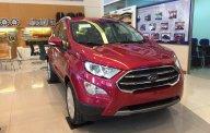 Lái thử cảm nhận và đặt xe với khuyến mại lớn tại An Đô Ford cho xe Ford Ecosport Titanium 1.5 màu đỏ giá 648 triệu tại Hà Nội