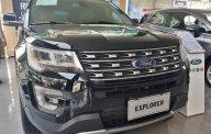 Cần bán Ford Explorer Limited 2.3 Ecoboot AT 4WD năm 2017, màu đen, nhập khẩu giá 2 tỷ 180 tr tại Tp.HCM
