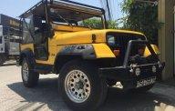 Bán Jeep Wrangler MT năm 1989, màu vàng giá 210 triệu tại TT - Huế