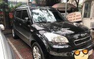 Bán Kia Soul sản xuất 2008, màu đen, nhập khẩu giá 370 triệu tại Hà Nội