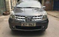 Bán xe Nissan Grand Livina 1.8 MT sản xuất 2011, màu xám chính chủ, 350 triệu giá 350 triệu tại Hà Nội