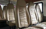 Bán xe Ford Transit Limited, 879 triệu, bảo hiểm, bọc trần da, ghế da thật, sàn gỗ giá 879 triệu tại Tp.HCM