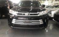 Cần bán Toyota Highlander đời 2017, màu đen, nhập khẩu nguyên chiếc giá 2 tỷ 330 tr tại Hà Nội